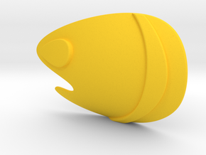123DDesignDesktop in Yellow Strong & Flexible Polished