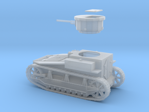 PV19A T1E2 Light Tank (1/87) in Frosted Ultra Detail