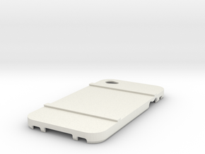 SMARTcase Iphone4 V1 Part2 in White Strong & Flexible