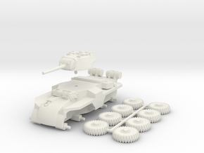 1/72 T18E2 Boarhound in White Strong & Flexible