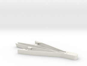 Tweezers (non working) in White Strong & Flexible
