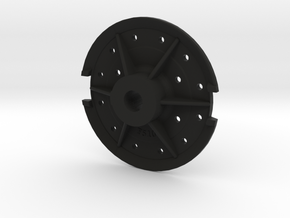 Climax Gear Hub 510 - 1-16th Scale in Black Strong & Flexible