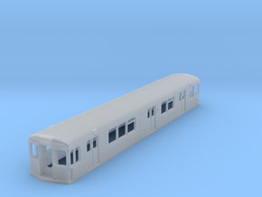 N SEPTA Kawasaki BIV Subway Single-End Body Shell in Frosted Ultra Detail