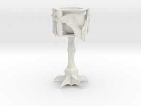 Vampire Goblet Whole in White Strong & Flexible