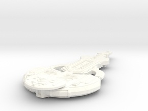 Turon Class Refit in White Strong & Flexible Polished