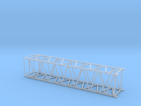 HO/1:87 Crane boom segment long 27.5x32.5 in Frosted Ultra Detail