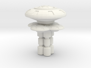 Outpost 1 in White Strong & Flexible