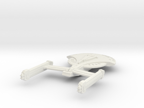 USS Xander in White Strong & Flexible