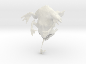 Mutant Frog from Deszk in White Strong & Flexible