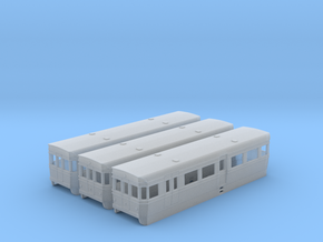 BUT/ACV Railbus in 3mm (1/100) in Frosted Ultra Detail