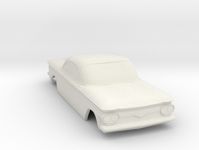 Corvair Shell - 1:32scale in White Strong & Flexible
