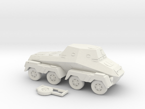 1/100 (15mm) SdKfz 263 in White Strong & Flexible