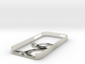 Fear iPhone 5 case in Transparent Acrylic