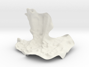 Piedsmaelsolid3fois in White Strong & Flexible