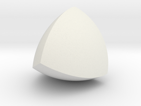 Meissner Tetrahedron in White Strong & Flexible