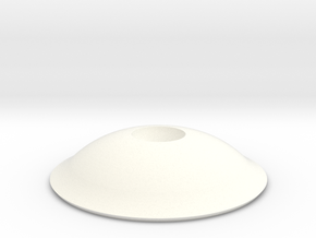 RCS Pop Rivet 1:1 in White Strong & Flexible Polished