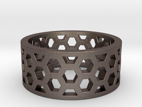 Hex Ring in Stainless Steel
