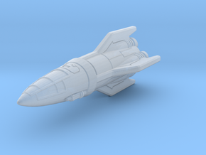 IPF Kestrel Fighter Rocket in Frosted Ultra Detail
