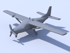 1:200 - Cessna Grand Caravan (M) in Frosted Ultra Detail
