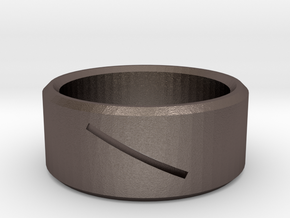 Round Ring with Slit in Stainless Steel
