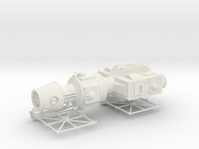 DC-20 in White Strong & Flexible