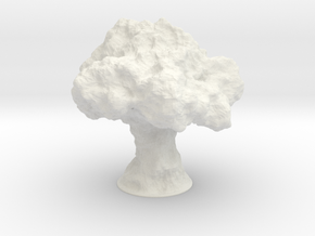 Nuke Lamp in White Strong & Flexible