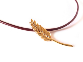 SPIGA pendant in 18K Gold Plated