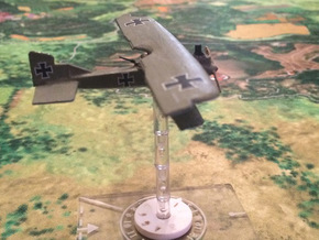 1/144 Junkers J.I in White Strong & Flexible