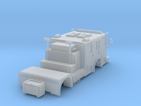 1/87 HO Seagrave Tractor (No Wheels) in Frosted Ultra Detail