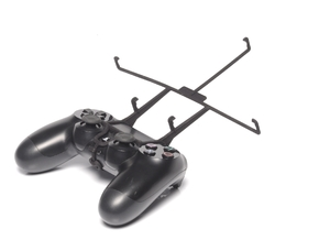PS4 controller & Asus Fonepad in Black Strong & Flexible