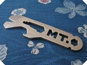 MT.O Prybar Tool 3mm in Stainless Steel