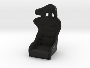 Race Seat - SPro-ADV - 1/10 in Black Strong & Flexible