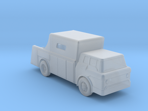 Ford C-Cab FireEngine - Zscale in Frosted Ultra Detail