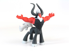 Lord Tirek in Full Color Sandstone