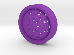 VORTEX2-39mm in Purple Strong & Flexible Polished