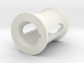 Spacer F470 in White Strong & Flexible