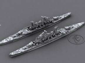 1/1800 IJN CA Maya[1944] in White Strong & Flexible