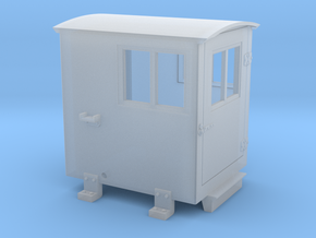 Southern Ry. Doghouse for Small Tenders - HO scale in Frosted Ultra Detail