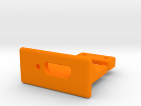 Charging Board Mount in Orange Strong & Flexible Polished