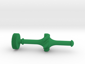 Geared Widget #3 of 5 in Green Strong & Flexible Polished