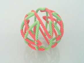 String Ball in Full Color Sandstone