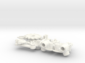 TFP Knockout's Bodywork Tools (ported) in White Strong & Flexible Polished
