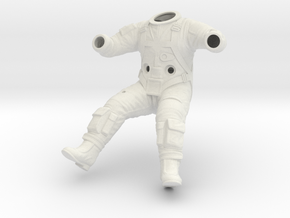 Gemini Astronaut EVA / 1:6 / Space Suit in White Strong & Flexible