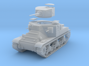 PV37C M2A1 Medium Tank (1/72) in Frosted Ultra Detail