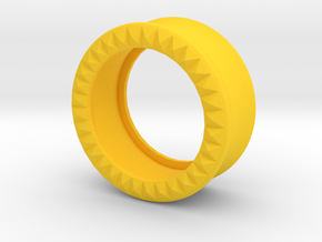 VORTEX9-24mm in Yellow Strong & Flexible Polished