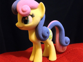 My Little Pony - Bonbon (≈65mm tall) in Full Color Sandstone