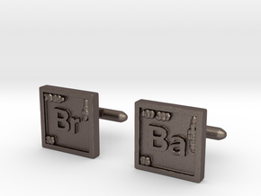 Breaking Bad: Cufflinks in Stainless Steel