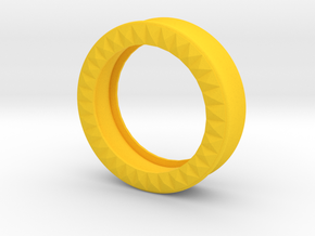 VORTEX9-39mm in Yellow Strong & Flexible Polished