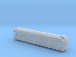 HO gauge G and D Gasatronic car body in Frosted Ultra Detail