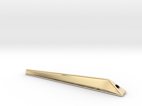 For iPhone Bumper �truss�  Stand strap bar in 14K Gold